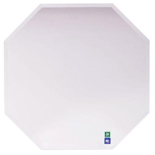 Dubiel vitrum Lustro łazienkowe bez oświetlenia premium 60 x 60 cm (5905241030807)