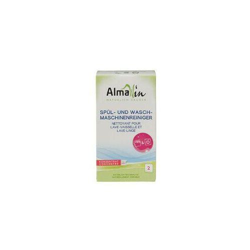 Almawin (środki czystości) Proszek do czyszczenia pralek i zmywarek eco 200 g - almawin