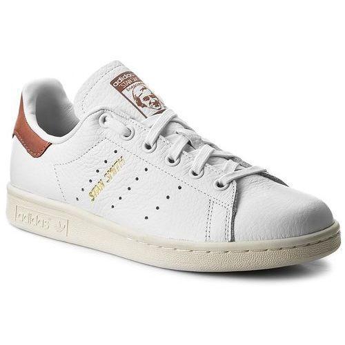 Buty adidas - Stan Smith CP9702 Ftwwht/Ftwwht/Rawpin, kolor biały