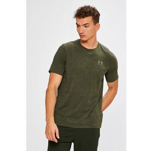 - t-shirt ua left chest lockup marki Under armour