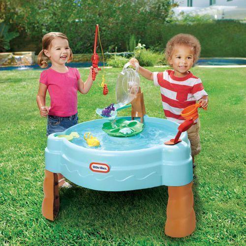 Little tikes stolik wodny do zabawy w wędkowanie 637803