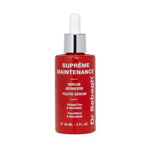 DR SEBAGH_Supreme Maintenance Youth Serum luksusowe serum dla skóry wymagającej 60ml z kategorii Serum do twarzy