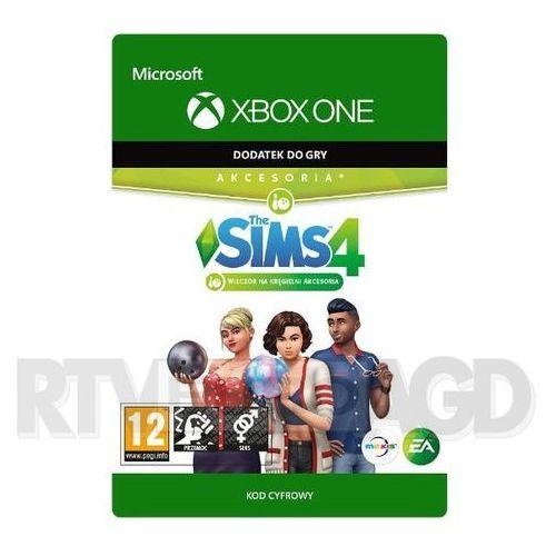 Microsoft The sims 4 - wieczór na kręgielni dlc [kod aktywacyjny] xbox one (8806188716663)