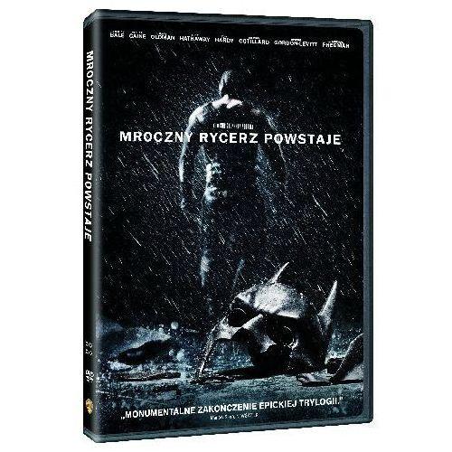 MROCZNY RYCERZ POWSTAJE. EDYCJA SPECJALNA (2 DVD) OKŁ. BANE