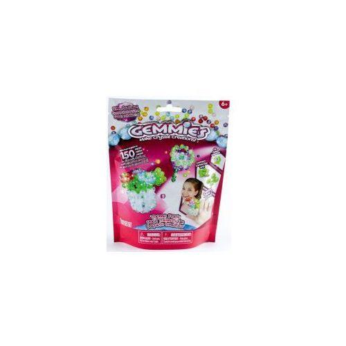 Tm-toys Gemmies zestaw tematyczny błyszczące kwiatki 150 koralików