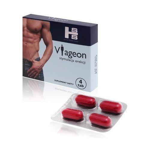 Viageon, maksymalna erekcja jakiej nie miałeś marki Shs