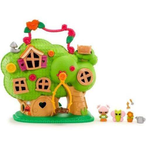Mga Lalaloopsy tinies treehouse