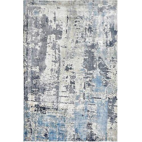 Dywan Taste of Obsession niebieski 80 x 150 cm