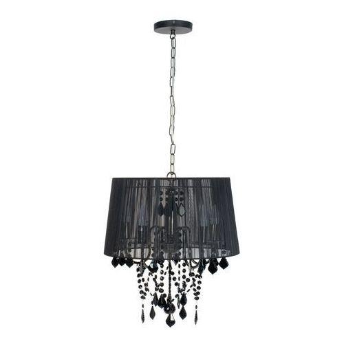 Light prestige Lampa wisząca mona lp-5005/5p czarny + darmowy transport!