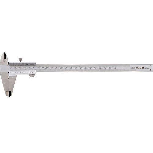 Suwmiarka 200mm / YT-72003 / YATO - ZYSKAJ RABAT 30 ZŁ (5906083720031)