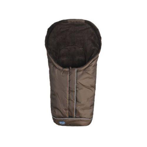 Urra śpiworek na nóźki standart mały mocca/brązowy (4250224301940)