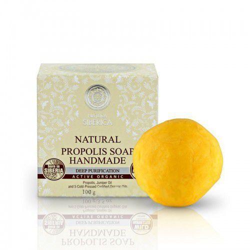 Natura siberica Naturalne mydło propolisowe