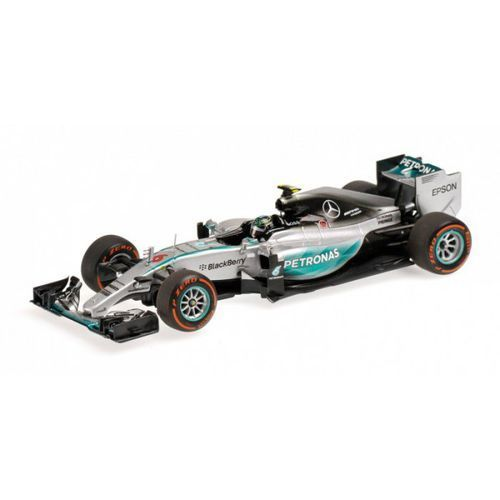Mercedes AMG Petronas F1 Team W06 Hybrid #6 Nico Rosberg Japanese GP 2015 - DARMOWA DOSTAWA!!!