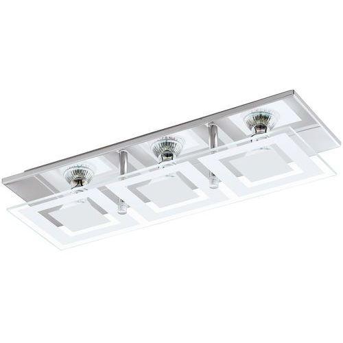 Eglo 94225 - LED Lampa sufitowa ALMANA 3xGU10-LED/3W/230V, kolor chrom