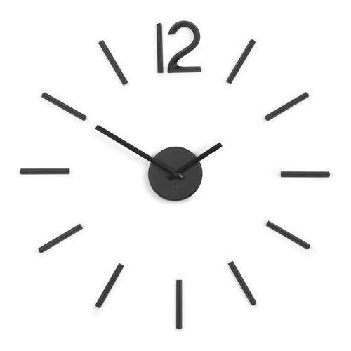 Umbra - blink zegar ścienny, czarny
