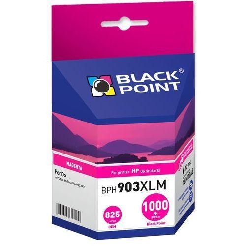 Tusz Black Point zamiennik do HP 903XL (T6M07AE) - Magenta (12 ml)