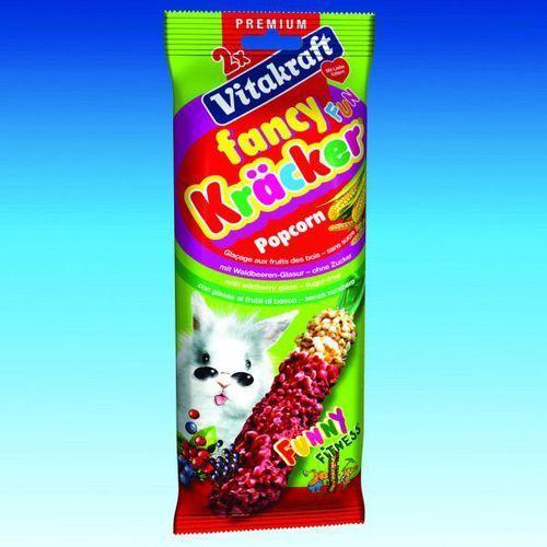 VITAKRAFT Kräcker Premium Fancy Fun popcorn/owoce leśne