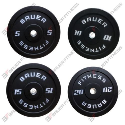 Obciążenie bumperowe marki Bauer fitness