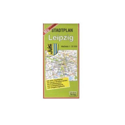 Doktor Barthel Stadtplan Leipzig (ISBN 9783895910333)