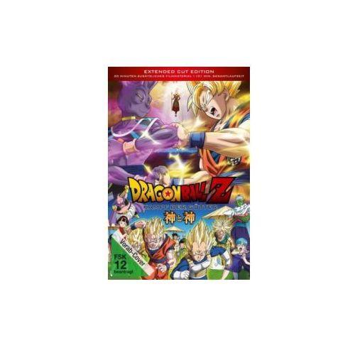 Dragonball Z: Kampf der Götter, 1 DVD (Extended Cut Edition)