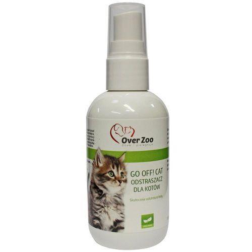 Over Zoo Go Off Cat Preparat odstraszający koty 100ml