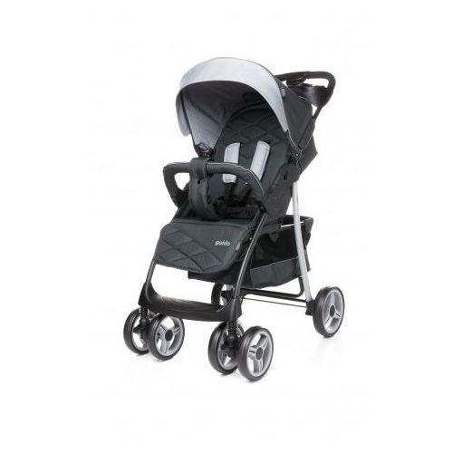 4baby  guido spacerówka wózek spacerowy nowość grey, kategoria: wózki spacerowe