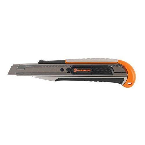 Nożyk z ostrzem łamanym 18 mm marki Magnusson