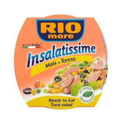 RIO MARE 160g Gotowe danie z kukurydzy i tuńczyka