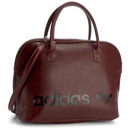 Torebka adidas - Bowl Bag Vint BK6888 Cburgu, kolor czerwony