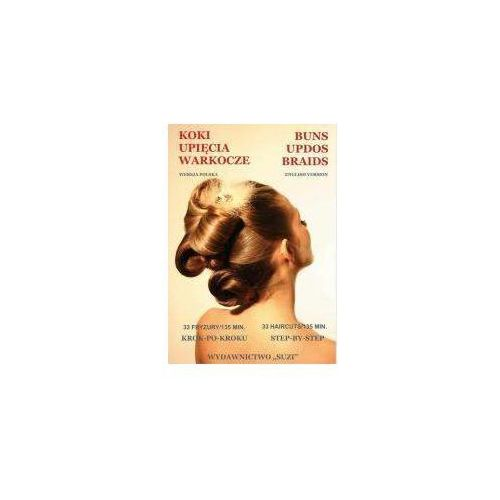 Koki upięcia warkocze DVD cz 1 SUZI 9788392882015
