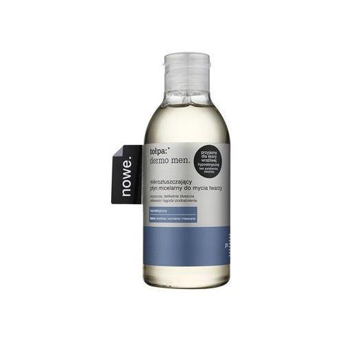 Tołpa Dermo Men Dermo Men oczyszczający płyn micelarny (Hypoallergenic) 200 ml