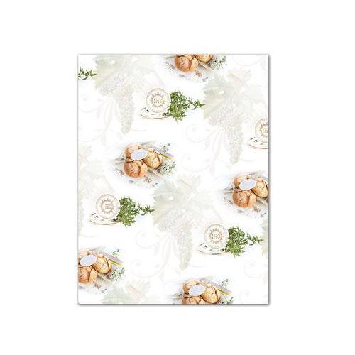 Pol Papier do pakowania prezentów na komunię - 99,5 x 68,5 cm - 1 szt. (5907509928796)