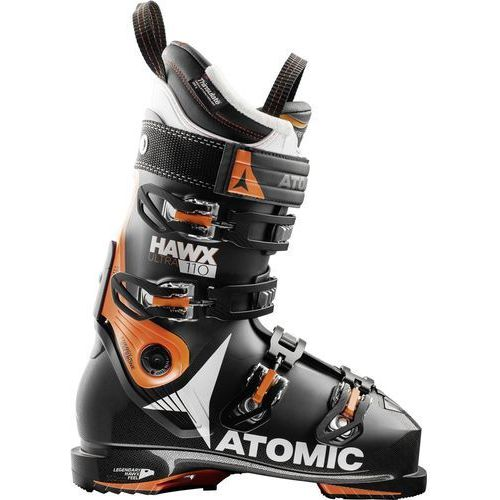 Buty narciarskie Hawx Ultra 110 Czarny/Pomarańczowa 27 z kategorii Buty narciarskie