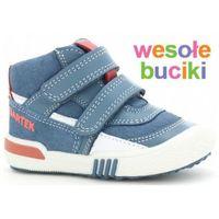 Bartek Baby Trzewiki półbuty profilaktyczne 91756/1 1MS, BARTEK 91756/1 1MS