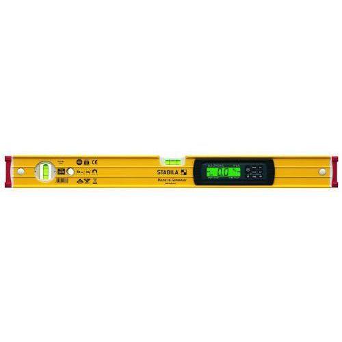 Poziomica elektroniczna 61cm typ 196-2-m electronic ip65 stabilo marki Stabila