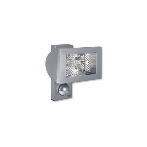STEINEL 648510 - Reflektor halogenowy z czujnkiem ruchu Steinel 648510 HS 502 srebrny (4007841648510)