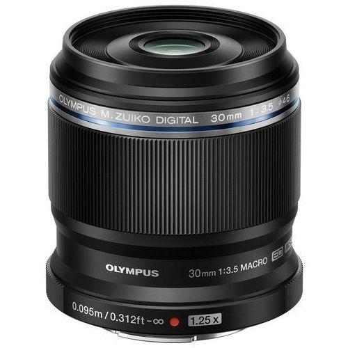 Olympus Obiektyw m.zuiko digital ed 30mm 1:3.5 macro