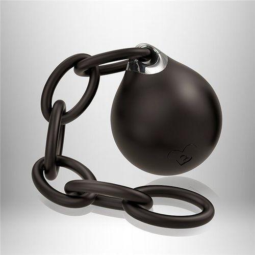 Rocks-off (uk) Kulka gejszy lust linx - ball and chain czarny