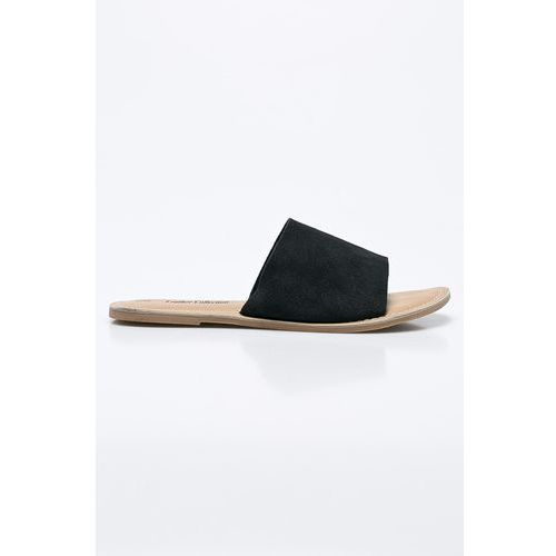 - klapki leather collection marki Answear