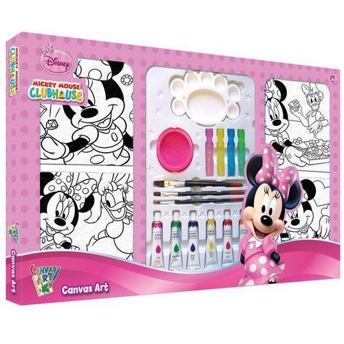 Zestaw do malowania MICKEY MOUSE - MYSZKA MINNIE, 19 elementów Disney