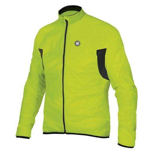 kurtka rowerowa męska vento-fluorescent yellow xl marki Etape