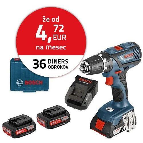OKAZJA - Bosch GSR 18-2 LI Plus