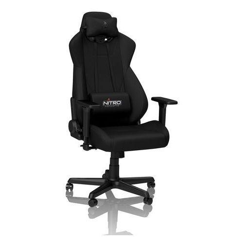 Fotel dla gracza s300 (czarny) marki Nitro concepts