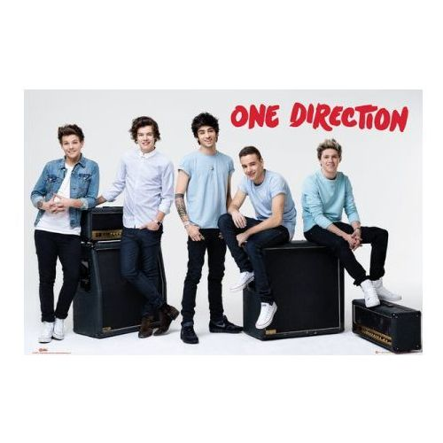 Galeria One direction głośniki - plakat
