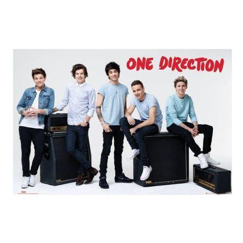 One Direction Głośniki - plakat (5028486249589)