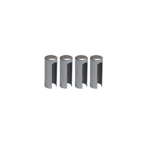 Osłonka zawiasu 13,5 mm Chrom satyna 4 szt. (5908211420356)