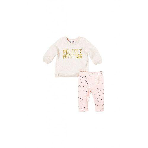 Komplet niemowlęcy bluza+ spodnie 5P33BC