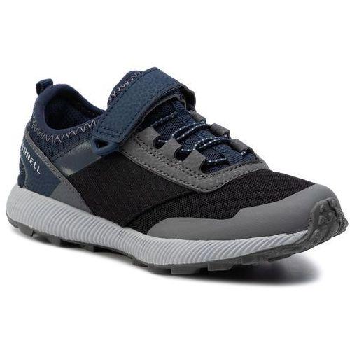 Merrell Sneakersy - m-morphisis mk261494 grey/navy