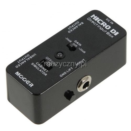mdi1 micro di direct input box marki Mooer