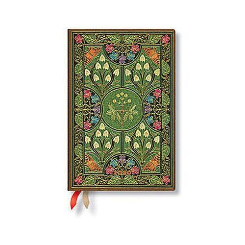 Kalendarz 2020 książkowy mini Poetry in Bloom 12m (9781439761243)